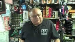 Frank Arroyo of Frank's Bike Shop