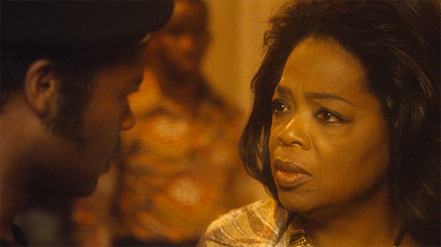 Oprah Winfrey Stars in The Butler