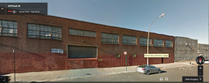 Building on Frost Street is proposed for new Bowery Presents music space