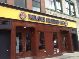 Paulaner Re-Opened on May 30